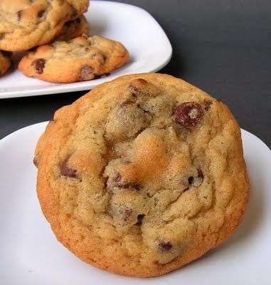 Jacques Torres' Secret Chocolate Chip Cookie