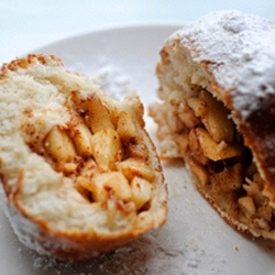 Apple Beignets | Holidays & Special Events | Pinterest