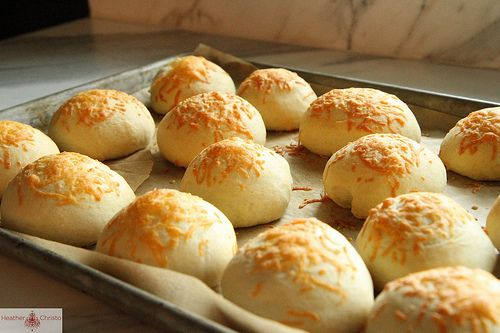 Cheese Buns Recipe — Dishmaps