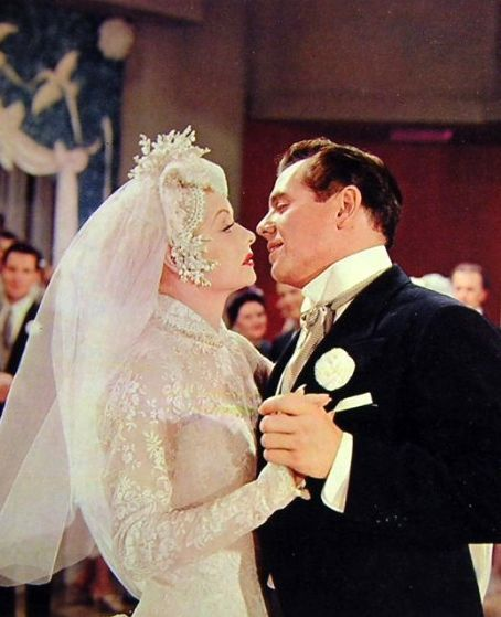 Lucille Ball And Desi Arnaz Forever Darling 1956