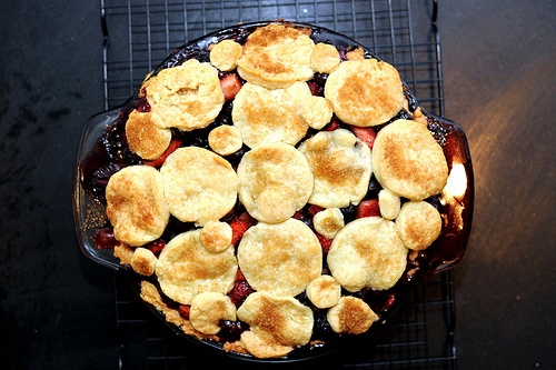 Blueberry Strawberry Pie | I Could Eat...Pie In The Sky | Pinterest