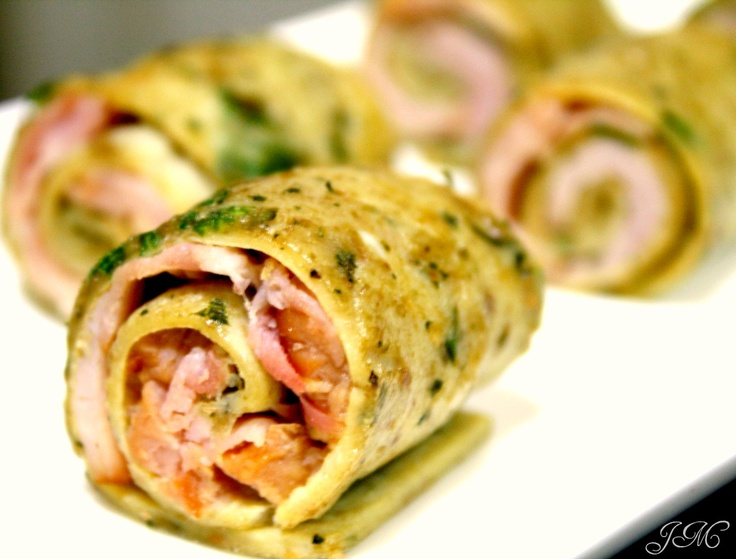 ham and brie omelette recipes dishmaps brie omelette rolled ham and ...
