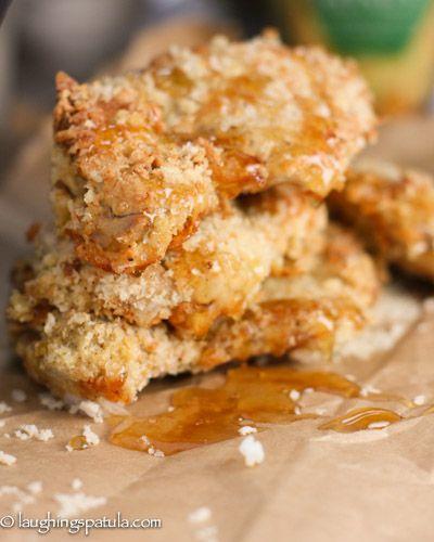 Parmesan Crispy Oven Baked Chicken Thighs! - Crispy, crunchy oven ...