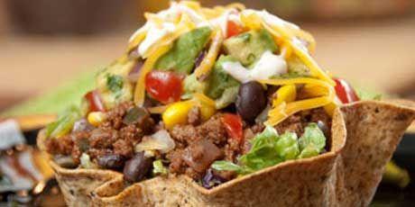 Taco Salad | Favorite Recipes | Pinterest