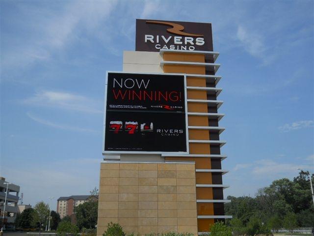 Rivers casino restaurants il