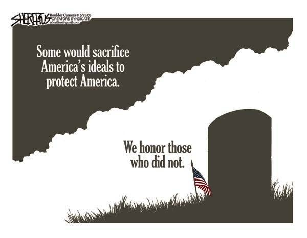 memorial day thank you speech