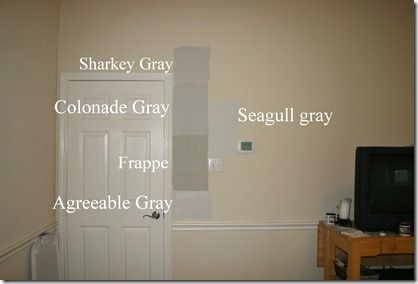 How To Pick A Gray Bedroom Wall Color Wall Paint Colors Pinterest