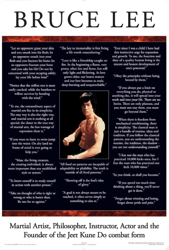 pin bruce lee quotes - photo #3