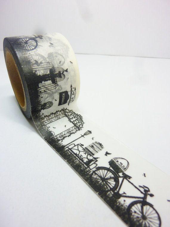 Washi Tape 30mm by shekphoebe on Etsy, $3.90