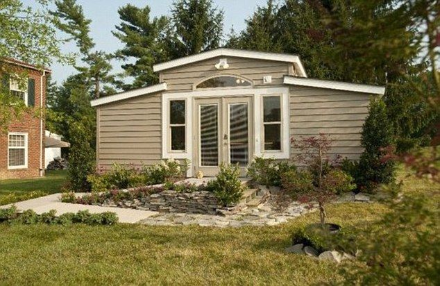 the 125 000 granny pod for grandma 39 s future residence in your back