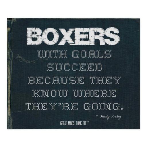 boxers with goals succeed in denim