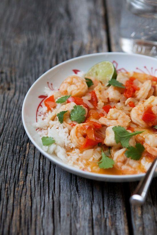 Moqueca (Brazilian seafood stew) | Eat - #Seafood | Pinterest