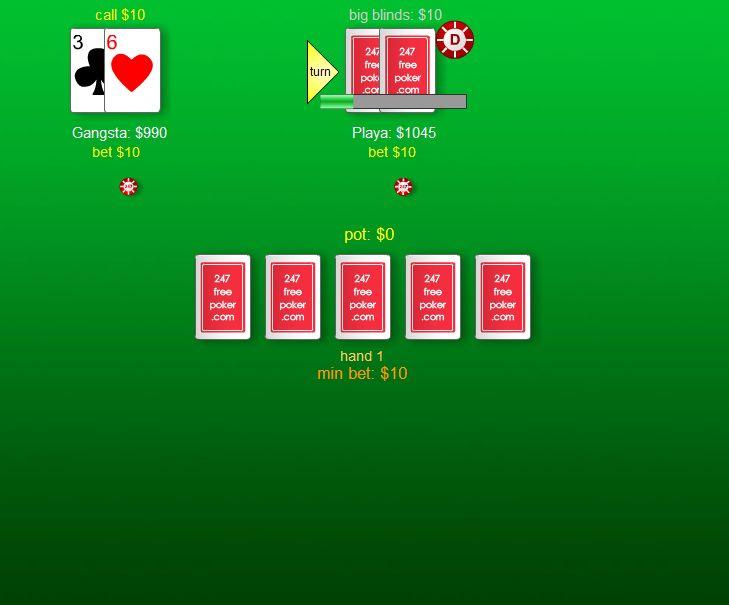 free 7 card poker games