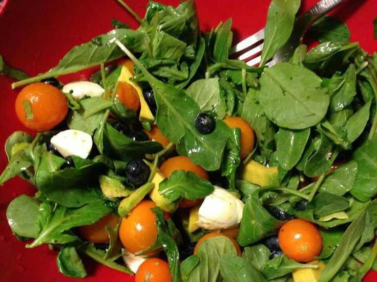 Spinach and arugula | Healthified Foods | Pinterest