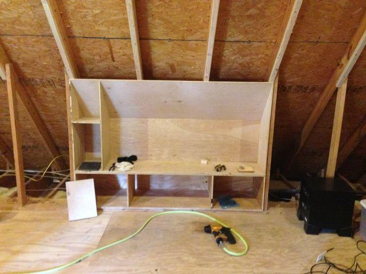 Man Cave Ideas Attic : Tiny man cave ideas attic galore