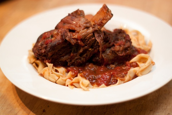 Short Rib Ragu Recipe — Dishmaps