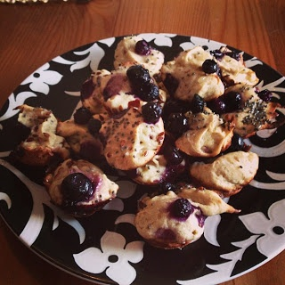 Blueberry Lime Muffins! | C is for Cooking | Pinterest