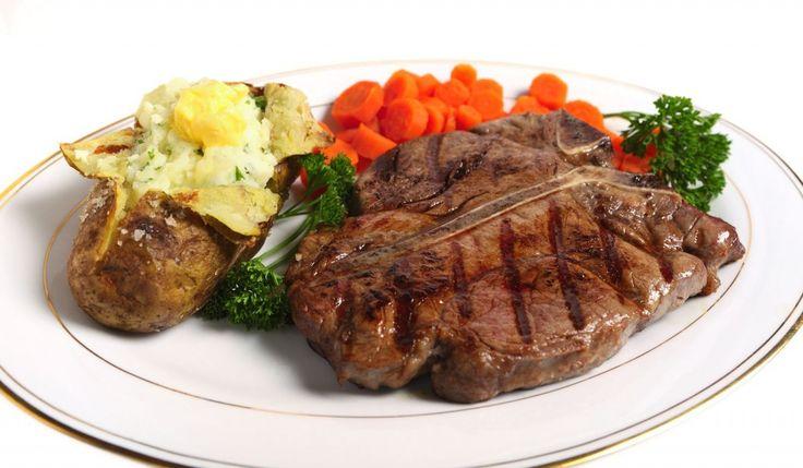 Grilled Porterhouse Steaks | Chef Ron Lock | Pinterest