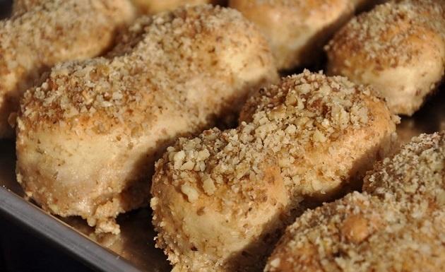Mucenici moldovenesti | Delicias Dulces (4) | Pinterest