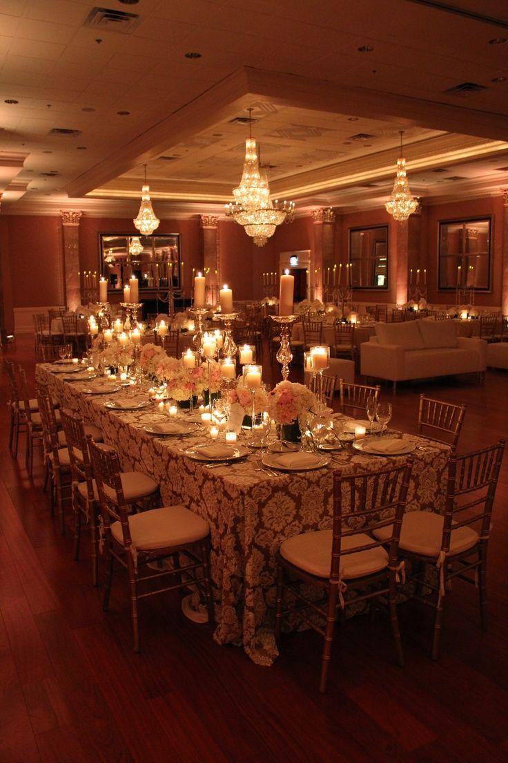 Romantic Table Settings Event Decorating Pinterest