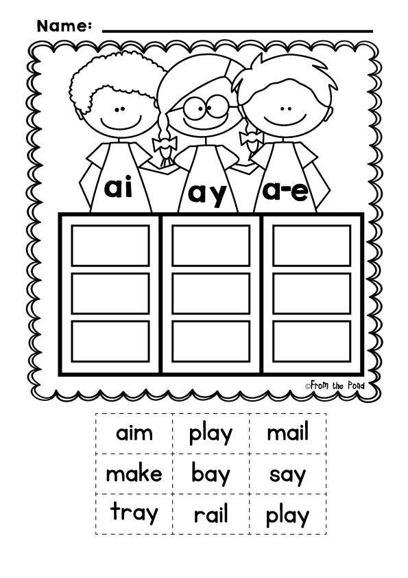 Printables Vowel Teams Worksheets vowel teams worksheets imperialdesignstudio phonics sound pals team posters words sorts and worksheets