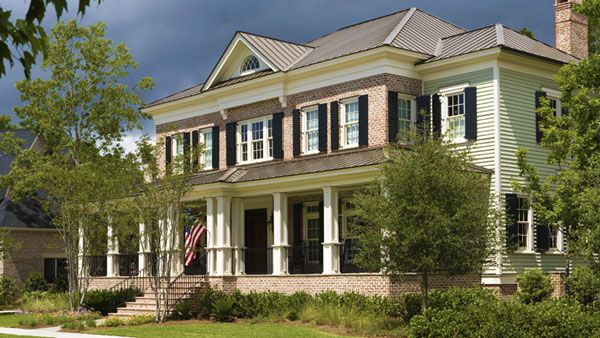 modern plantation style home for the home pinterest