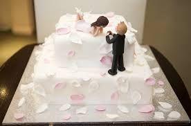 Bolos decorados de noivado