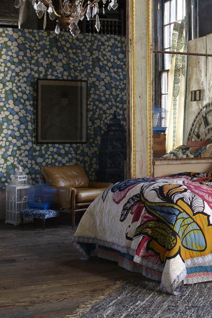 Anthropologie home decor bedroom color pinterest for Anthropologie bedroom ideas
