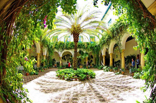 Cordoue - Córdoba 390 Palacio de Viana by paspog, via Flickr