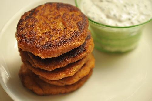 Orna & Ella's Sweet Potato Pancakes | Recipe