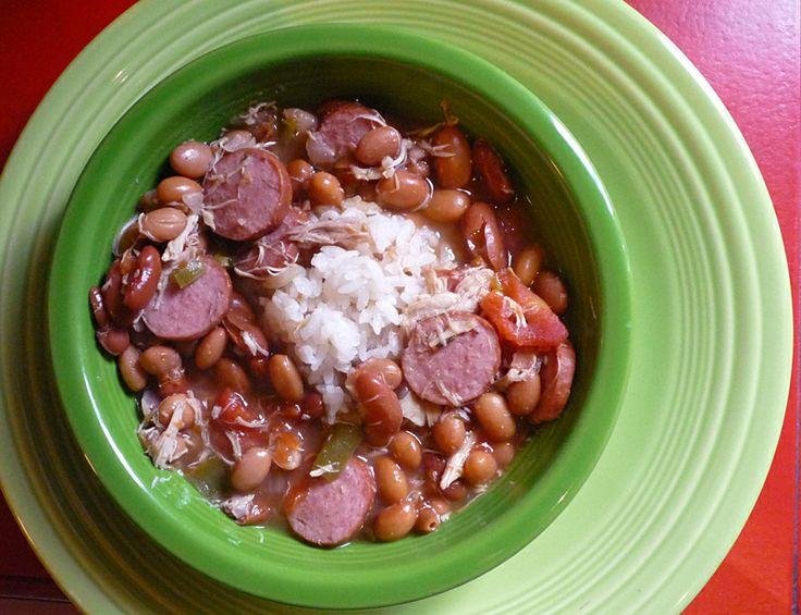 Pinto Bean and Sausage Soup | Soup | Pinterest