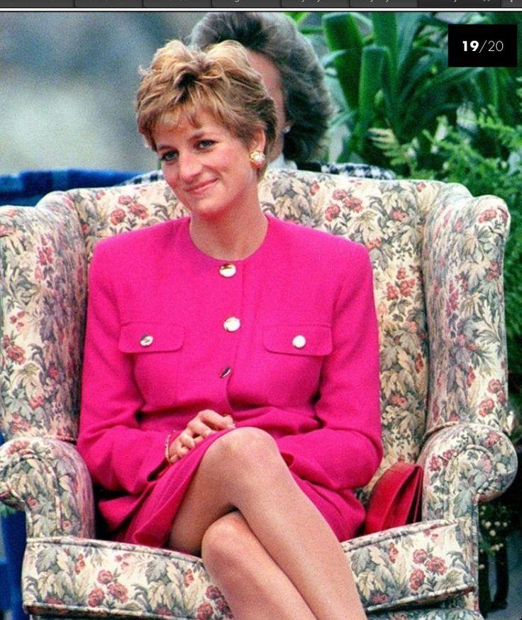 Diana in pink princess diana pinterest for Princess diana new photos