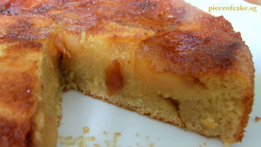 Apple-Cornmeal Upside-Down Cake | # for your sweet tooth!!! | Pintere ...