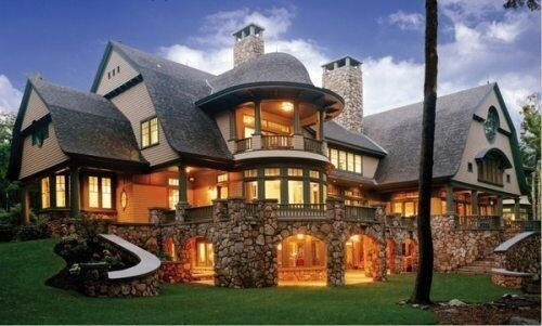 Super Cool Looking Dream Houses Pinterest
