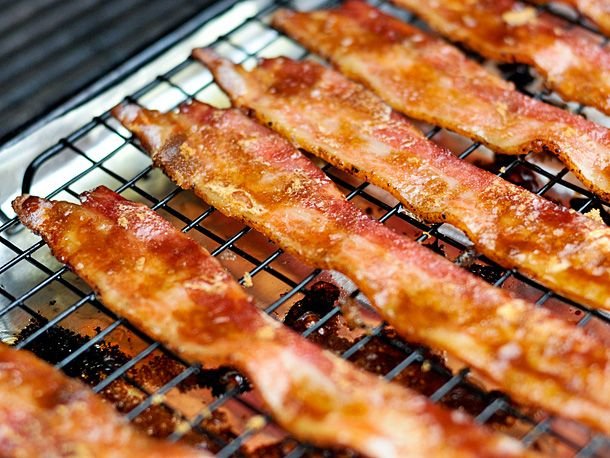 candied bacon....for Amy R!