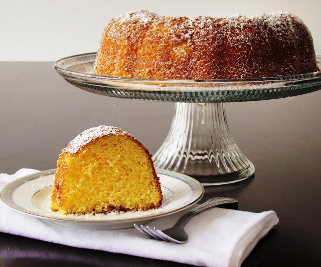 Cornmeal Cake | Cakes | Pinterest