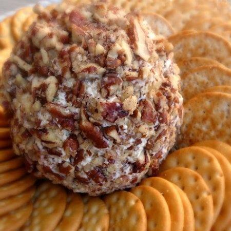 Pineapple and Ham Cheese Ball | Yum-Yum | Pinterest