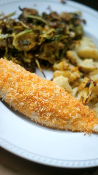 Crispy Baked Coconut Crusted Tilapia Recipes — Dishmaps