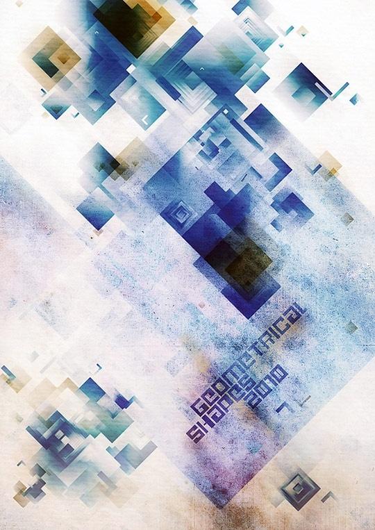 Geometrical shapes 2010_01 by Jorrit van Rijt