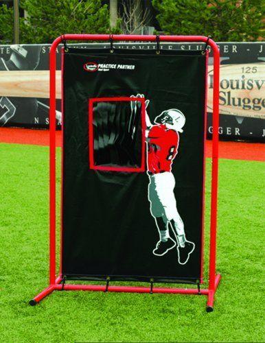 Soccer Backyard Drills : Louisville Slugger Dual Sport Catcher by Louisville Slugger, http