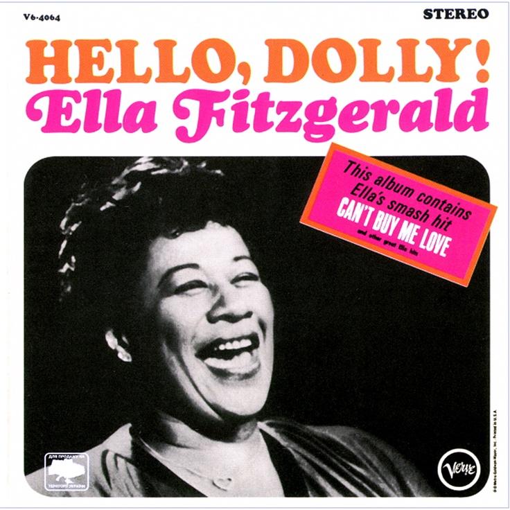Ella Fitzgerald Ella Fitzgerald Sings The Jerome Kern Song Book
