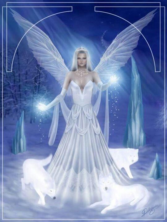Ice Angel   Angels   P...