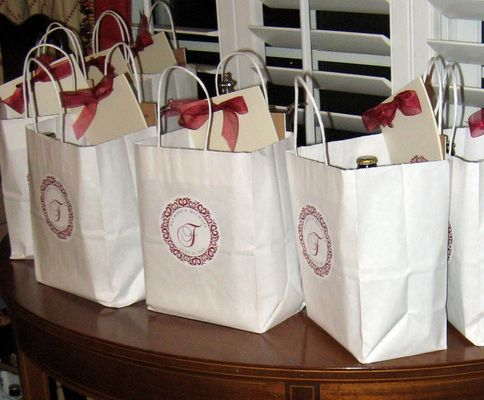 Welcome Bag Ideas Wedding Paper Goods Pinterest