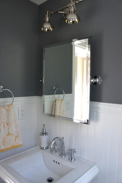 bathroom art and other updates. Black Bedroom Furniture Sets. Home Design Ideas
