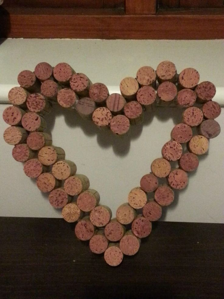 valentine's day cork board