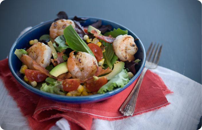 More like this: cobb salad , shrimp and salad .