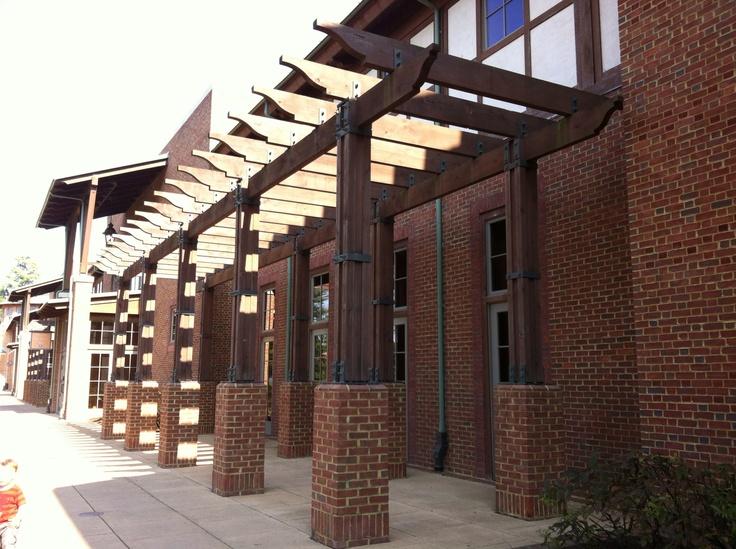 Pergola Backyard America : Via Backyard America Outdoor Structures
