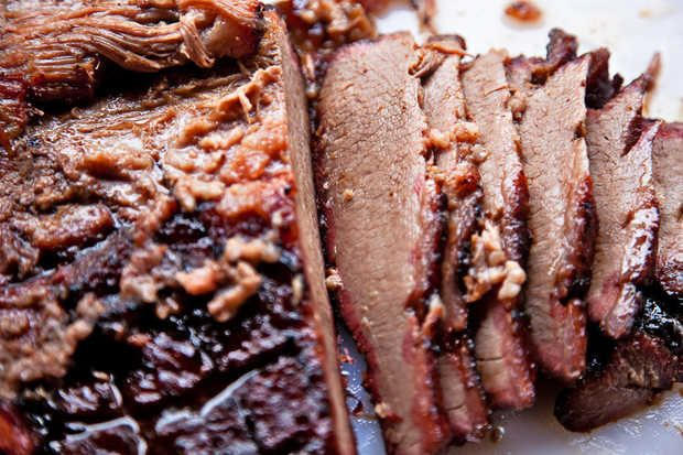 Tips for great Texas-style brisket. God, I miss Texas Brisket. I hated ...
