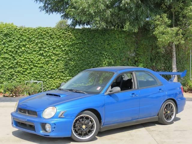 2005 subaru impreza wrx sti engine specs