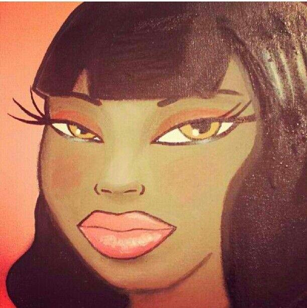 Bedroom Eyes  Black Art  Pinterest